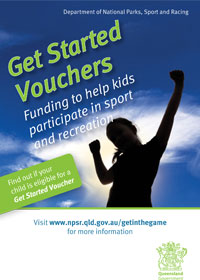Get Started Vouchers